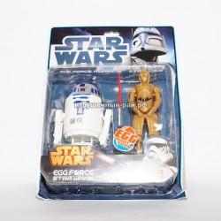 Фигурки Звездные войны набор из 2 шт 6602