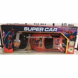 Машинка на ПУ Человек-паук 689-124