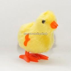 Цыпленок заводной большой в упаковке 10 шт 806
