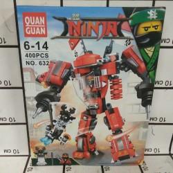 Конструктор Ниндзяго (Quan Guan, 400 дет) 632