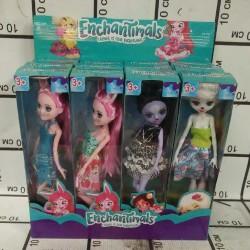 Энчантималс куклы 12 шт в боксе GJ11683