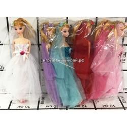 Кукла Невеста в упаковке 6 шт 460