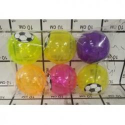 Мячик 6 шт в уп. BB018