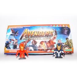 Заводные игрушки Железный человек в боксе 12 шт DK-15