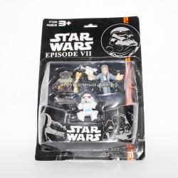 Фигурки Звездные войны набор из 3 шт 33026