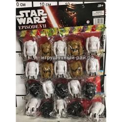 Фигурки Звёздные войны на блистере 20 шт 6700