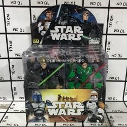 Фигурки Звёздные войны 6 шт в боксе 54259