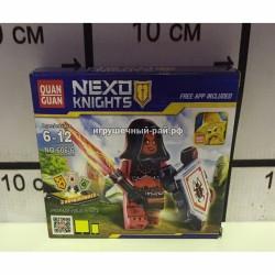 Конструкторы Нексо Найтс (Quan Guan) в упаковке 12 шт 606