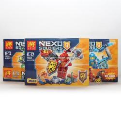 Конструкторы Нексо Найтс в боксе 6 шт 79243