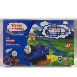 Железная дорога Паровозик Томас 107