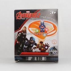 Запускалка Супер-герои в упаковке 10 шт 065