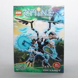 Конструктор Чима (Xinh, 72 дет) 7011