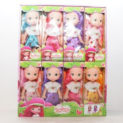 Куклы Шарлотта Земляничка в боксе 16 шт ST-6