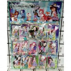 Энчантималс куклы 15 шт на блистере 21606