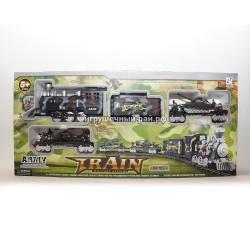 Железная дорога военные 19038-2