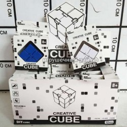 Кубик антистресс в боксе 12 шт 1889A