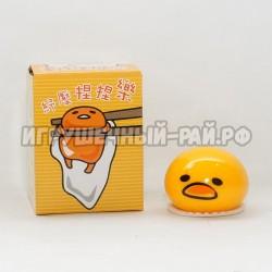 Лизун Ленивый желточек в упаковке 10 шт [без арт.] (68)