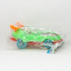 Машинка пластиковая в упаковке 10 шт 3408