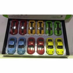 Машинки модельки в боксе 12 шт 987-1C