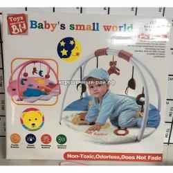 Мобиль с детским ковриком BB86
