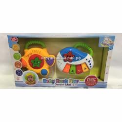 Музыкальные игрушки набор из 2 шт LT8204