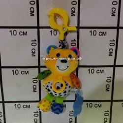 Мягкая игрушка погремушка 5635-5