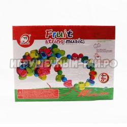 Набор для плетения браслетов Фрукты 2407-1
