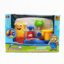 Набор игрушек Весёлая ванная 120-21