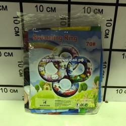 Надувной круг в упаковке 10 шт YQ-0012