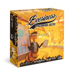 Настольная игра Биизнес Пчелиное дело SKVRL-017