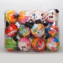 Поролоновые мячики в упаковке 12 шт 26522