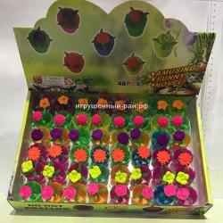 Растущие растения в боксе 48 шт 7845 (2)