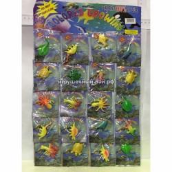 Растущие динозавры на блистере 20 шт 87422