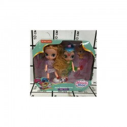 Куклы Шиммер и Шайн набор из 2 шт PP1202