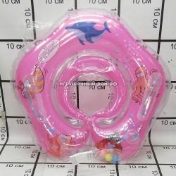 Надувной круг для плавания 1625-1