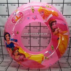 Надувной круг для плавания (ассортимент) 1625-3
