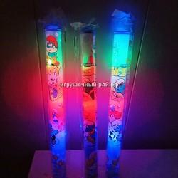 Светящиеся палочки в упаковке 10 шт lan jing