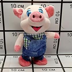 Интерактивная игрушка Свинка 2117