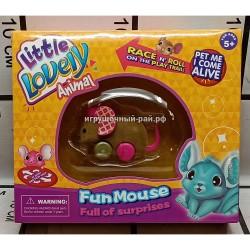 """Интерактивная игрушка """"Мышка"""" (движение) 2612"""