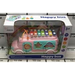 Машинка развивающая для малышей (3+ лет) MX010