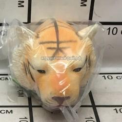 Резиновая игрушка Голова тигра X305