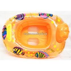 Надувной круг (для малышей) YQ-037