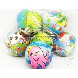 Мячи в упаковке 6 шт 25172-20