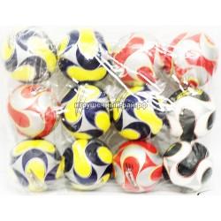 Мячи в упаковке 12 шт 25172-19-18