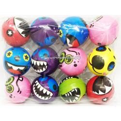 Мячи в упаковке 12 шт 25172-19
