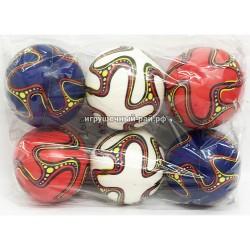 Мячики в упаковке 6 шт 1942-10PU