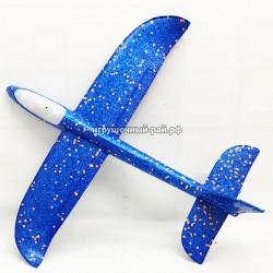 Самолет из пенопласта (со светом) DF078-8