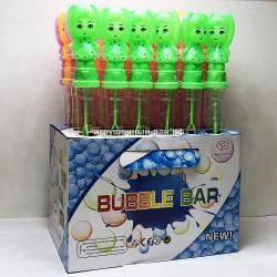 Мыльные пузыри Куколки в боксе 24 шт (добавь воды) 1019