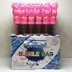 Мыльные пузыри Слоники в боксе 24 шт (добавь воды) 1021