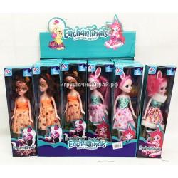 Куклы Энчантималс в боксе 12 шт 11683
